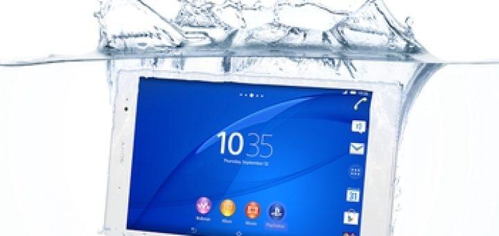 Xperia Z3, Z3 Compact, Z3 Tablet Compact, E3 и другое