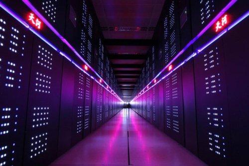 суперкомпьютер Tianhe-2