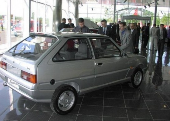 автомобили ЗАЗа