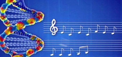 первый альбом, записанный в виде цепочки молекулы ДНК