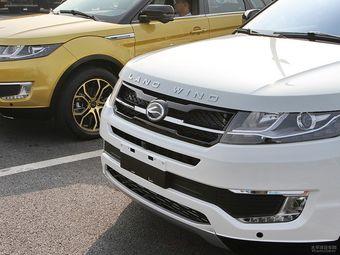 Range Rover Evoque китайской сборки