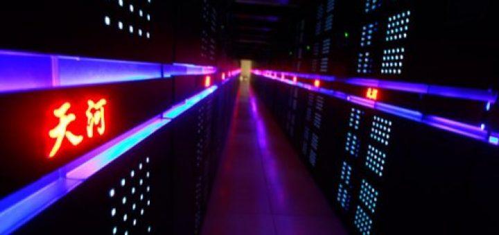 суперкомпьютер Tianhe-2 продолжает надежно удерживать первую позицию