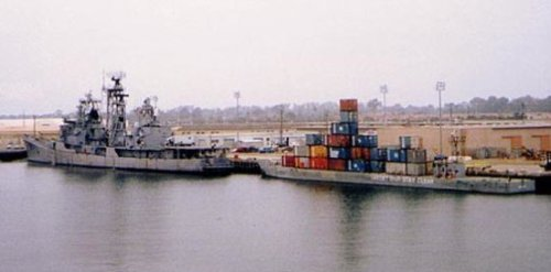 эсминец EDD-964