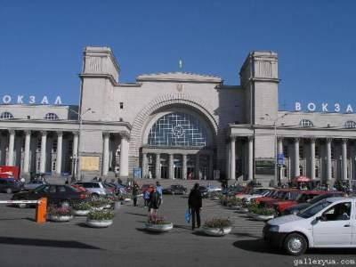 гражданин «заминировал» вокзал