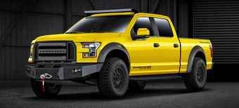 VelociRaptor 600 Supercharged