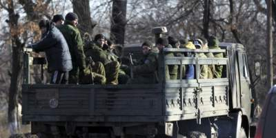 арестован азербайджанец из «Оплота»