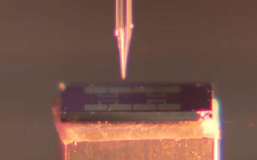 первый трехмерный нано-принтер