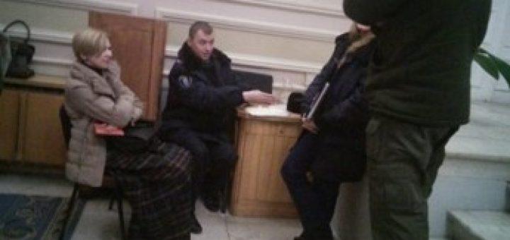Украинскую журналистку ограбили