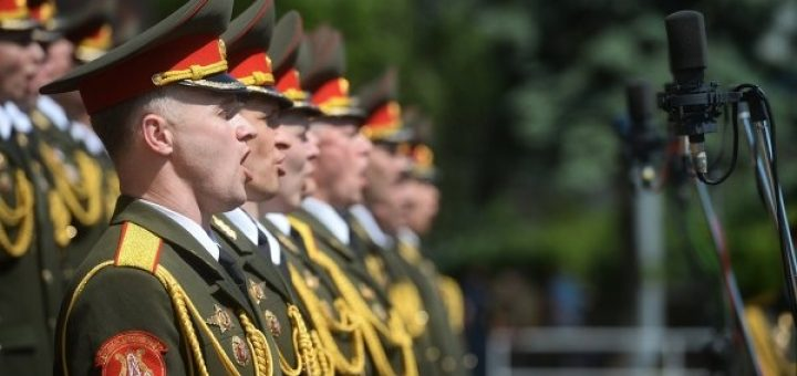 военный аналог Евровидения