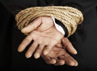 похищена семья предпринимателей