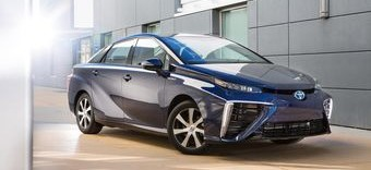 Toyota Fuel Cell Systen