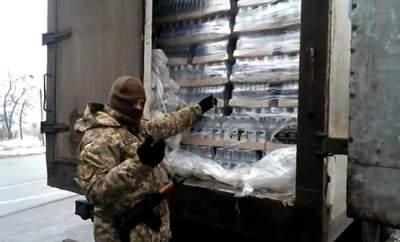 16 тысяч бутылок поддельной водки