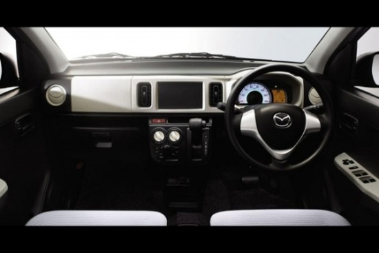 салон Mazda Carol