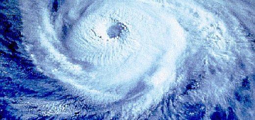 Тайфуны признаны стартовым механизмом землетрясений