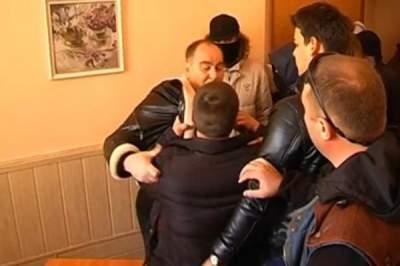 Арестован лидер Автомайдана