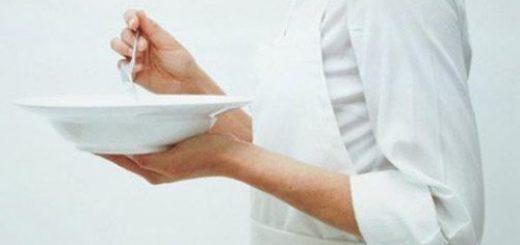 объём поглощаемой пищи