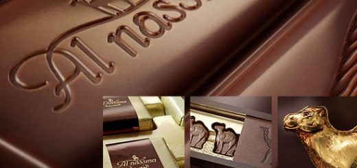 Шоколад на верблюжьем молоке