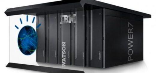 мощь искусственного интеллекта суперкомпьютера Watson