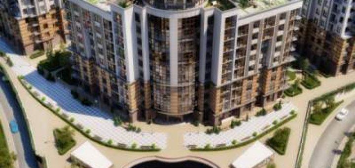 Захарченко владеет шикарной квартирой