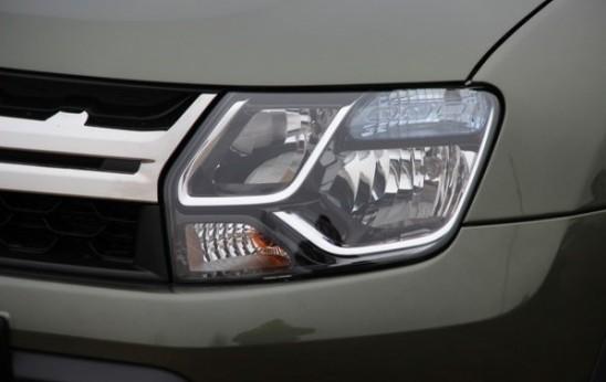 передняя фара Renault Duster