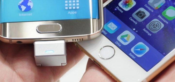 iPhone 6 опередил Galaxy S6