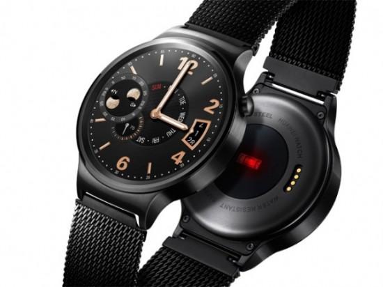 Huawei Watch с классическим дизайном