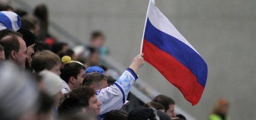 Сборная России завоевала золото