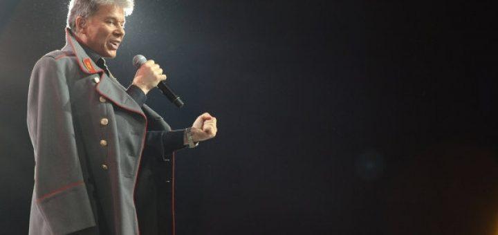 Олег Газманов не будет судиться