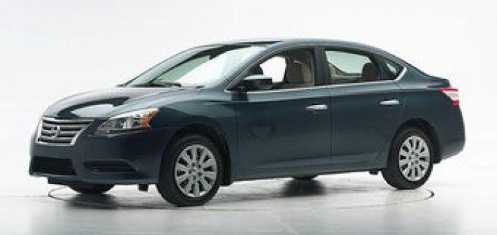 Nissan Sentra получил оценку «хорошо»