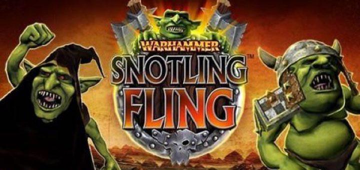 Snotling Fling