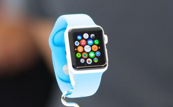 время активной работы Apple Watch