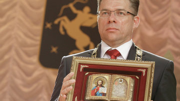 Первый вице-губернатор Тульской области Олег Шахов