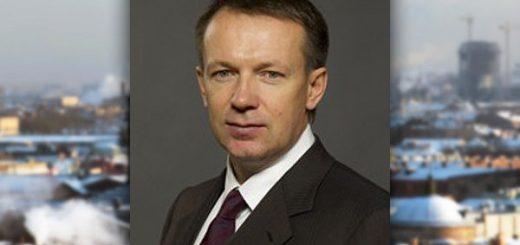 Вице-губернатор Петербурга