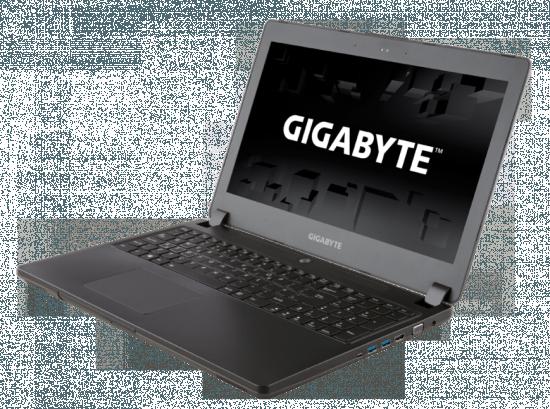 Игровые ноутбуки GIGABYTE