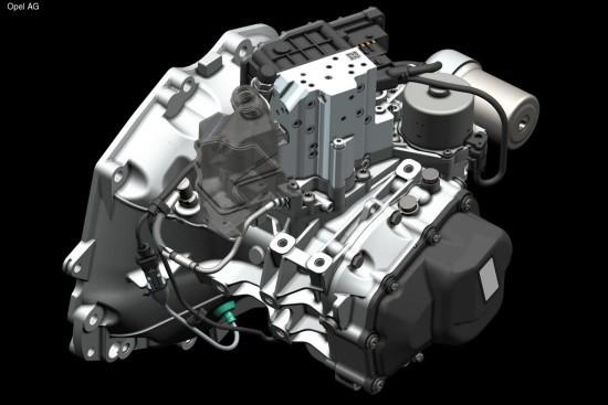 95-сильный мотор