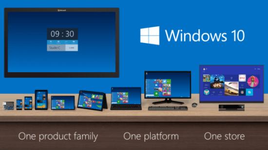 Выход Windows 10 может отрицательно сказаться продажах ноутбуков