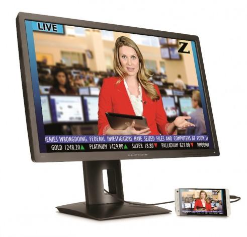Мониторы HP Z-Series