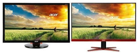 Игровые мониторы Acer