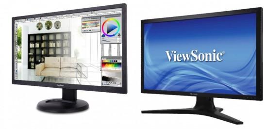 Мониторы ViewSonic на CES 2015