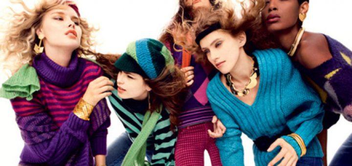 Выбор одежды по цветотипу