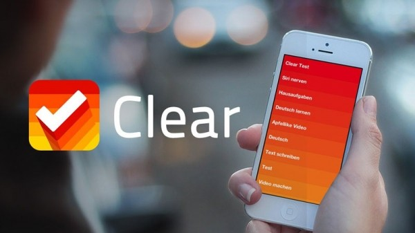 Clear – список покупок