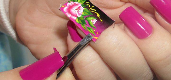 Наклейки на ногти Kodi Professional