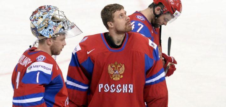 Сборная России уступила канадской