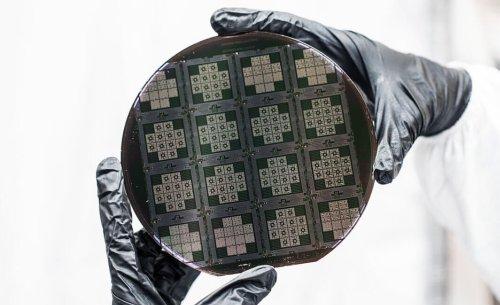 Квантовые чипы