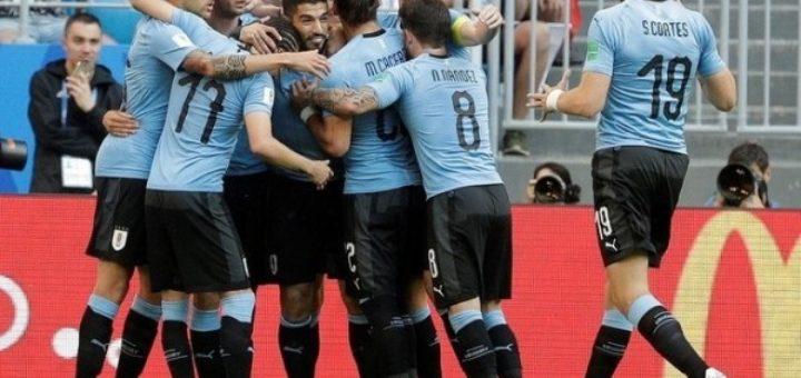 Уругвай – Россия