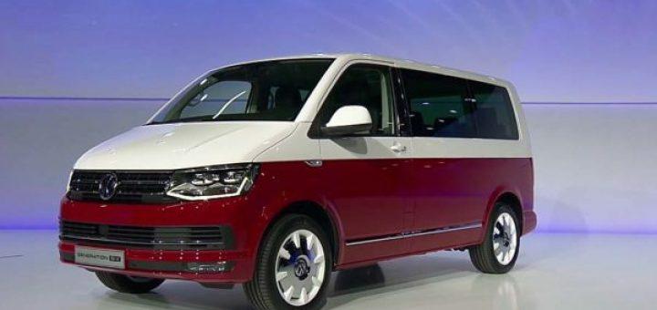 обновленный Volkswagen T6
