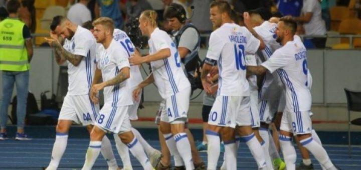 Киевское «Динамо» U-19