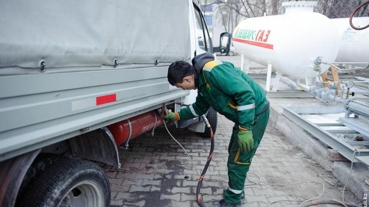 цены на автогаз в Украине