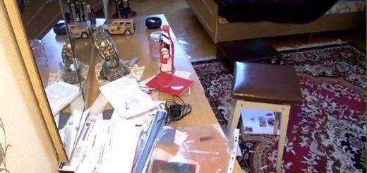 ограбление в киевском общежитии