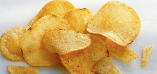 сократить употребление чипсов